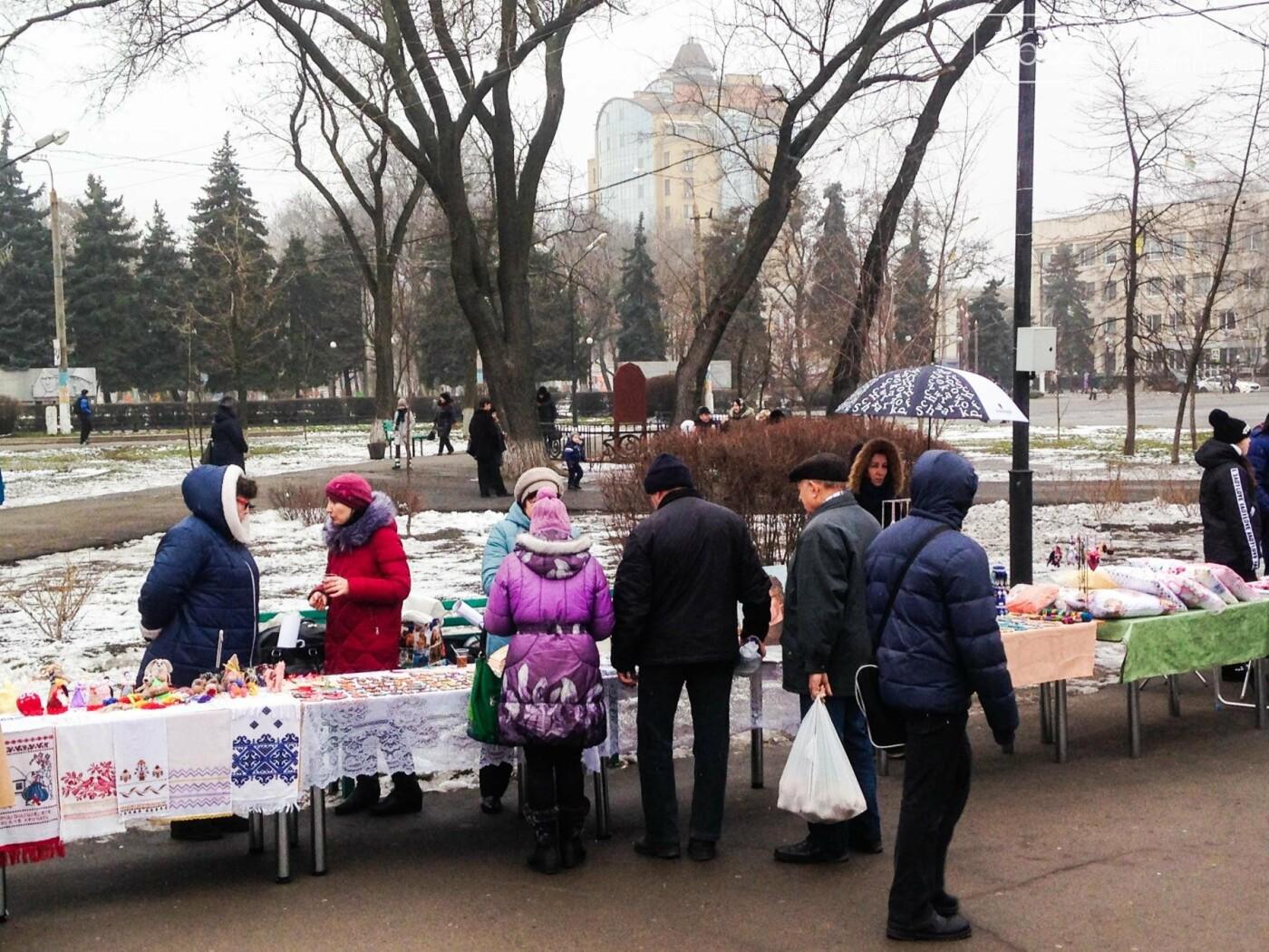 Павлоградцы устроили на Масленицу настоящие народные гулянья, фото-4