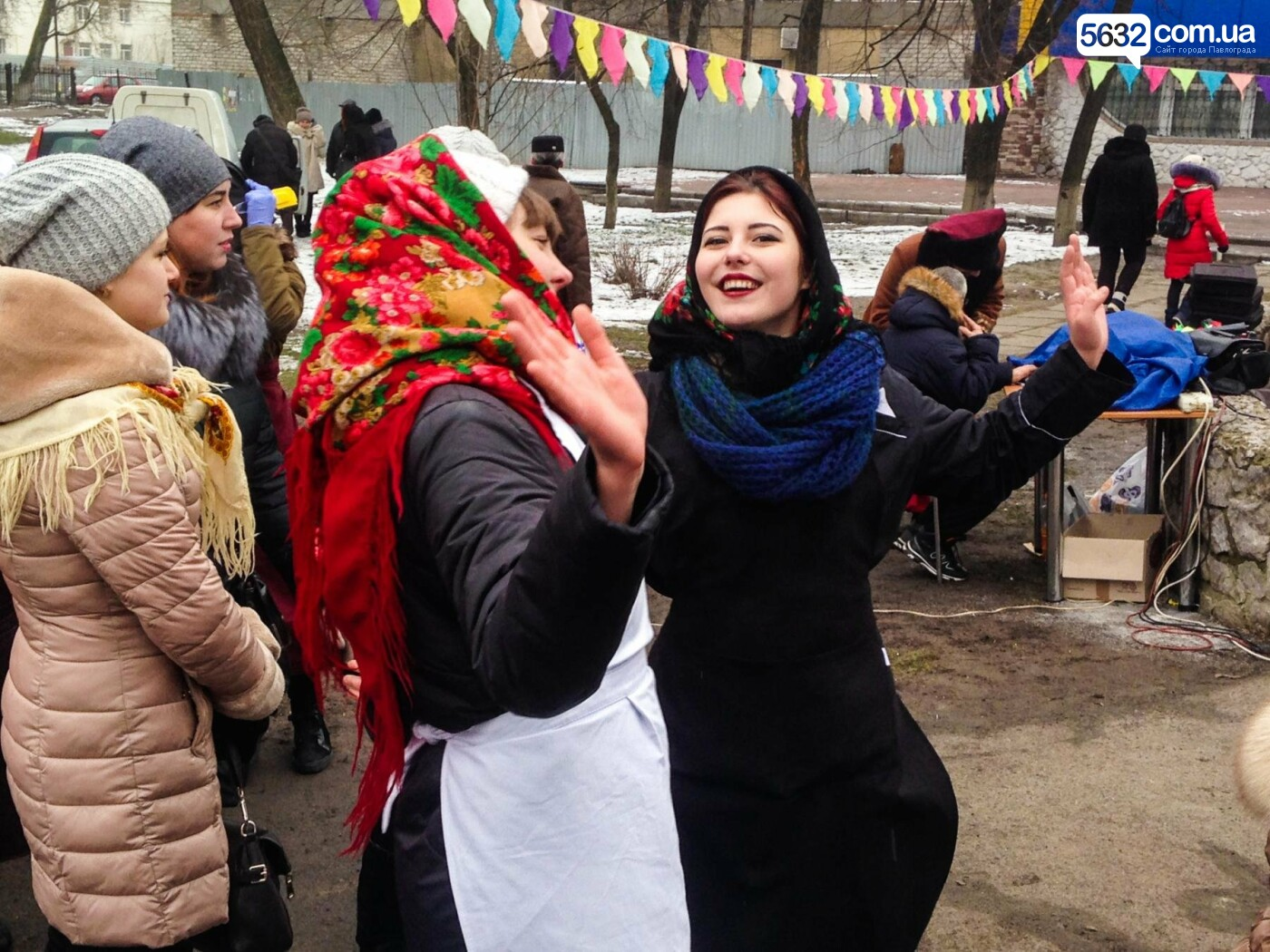 Павлоградцы устроили на Масленицу настоящие народные гулянья, фото-8