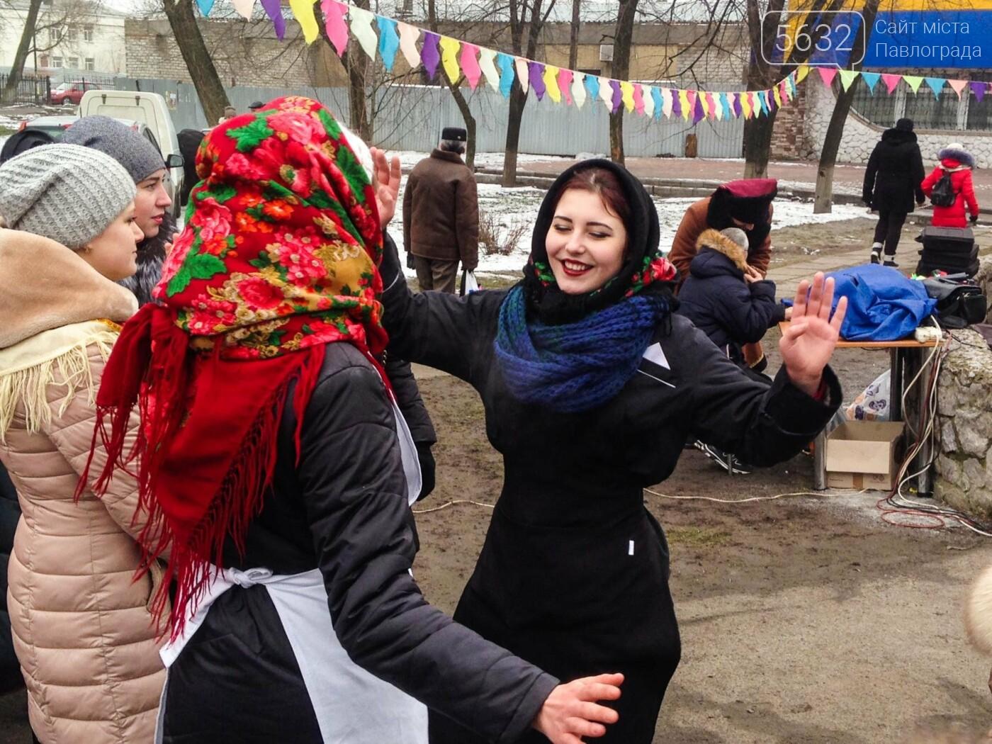 Павлоградцы устроили на Масленицу настоящие народные гулянья, фото-6