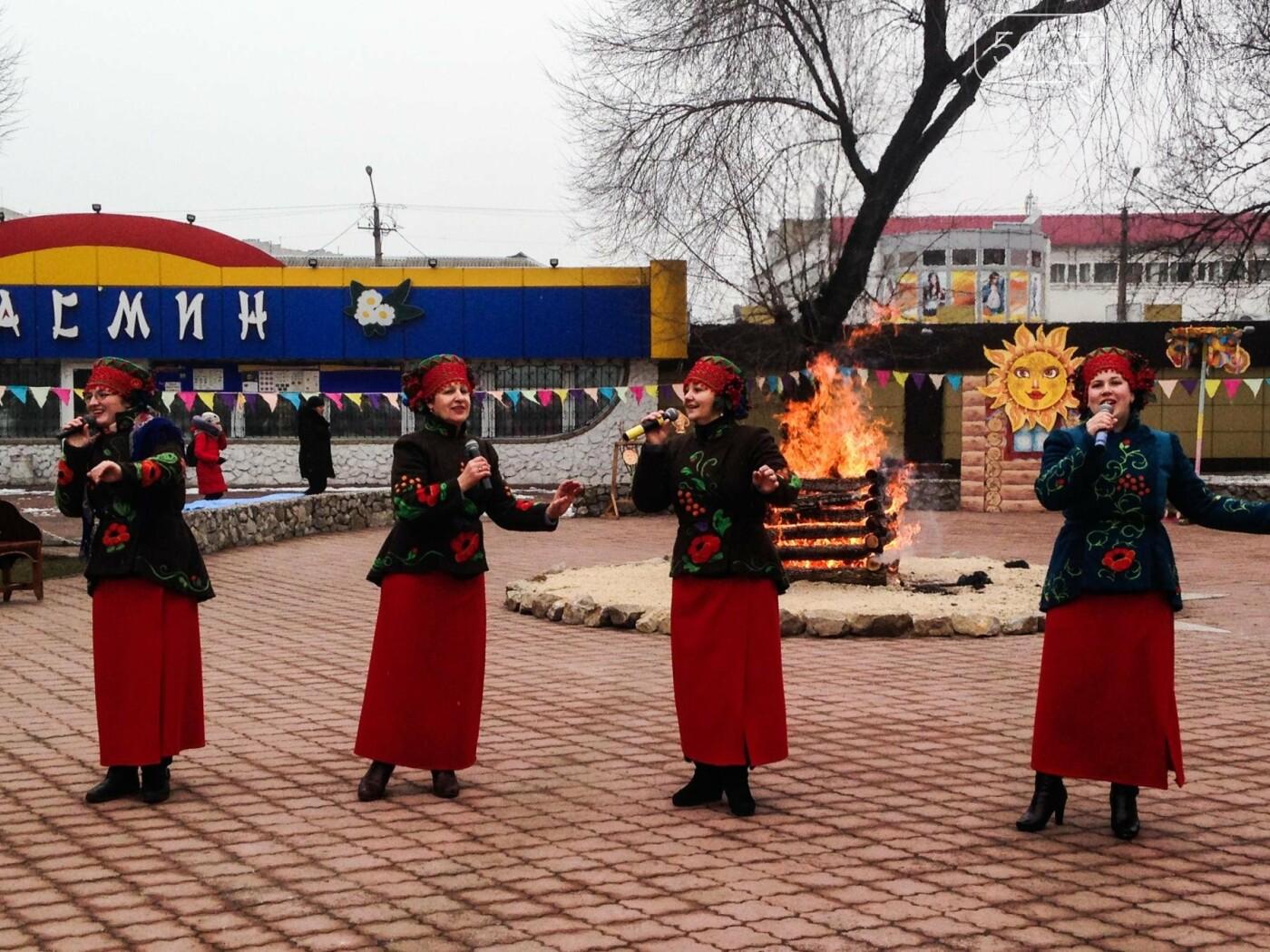 Павлоградцы устроили на Масленицу настоящие народные гулянья, фото-9