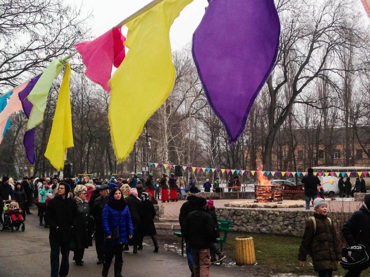 Павлоградцы устроили на Масленицу настоящие народные гулянья, фото-10