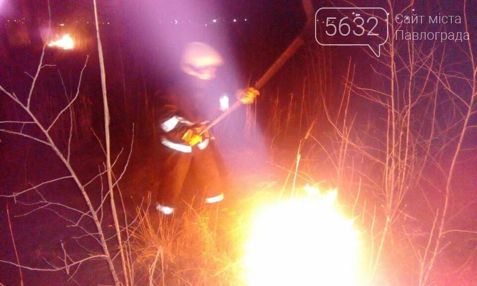 У Павлограді стартував сезон спалювання сухостою, фото-2