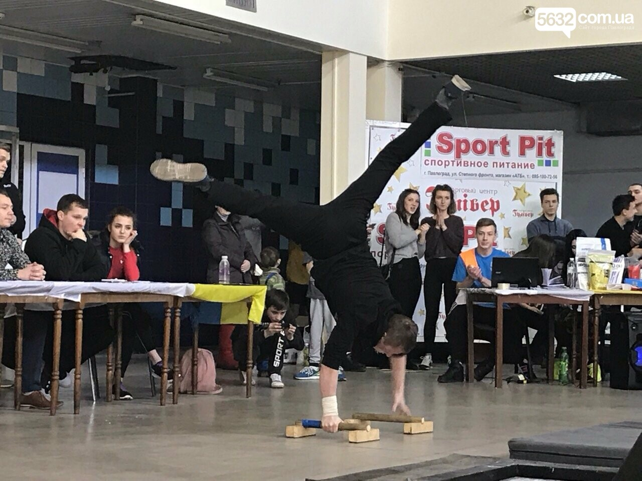 В Павлограде проходит Чемпионат Украины «UFC Workout Battles 2018», фото-11
