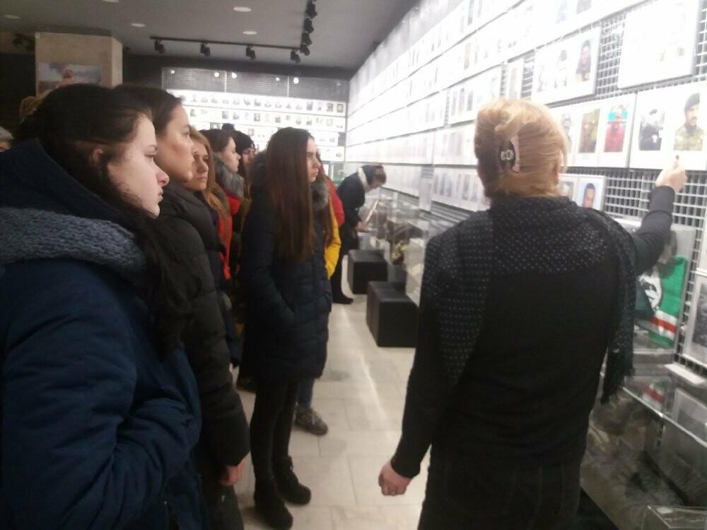Першотравенська молодь відвідала перший в Україні музей АТО, фото-3