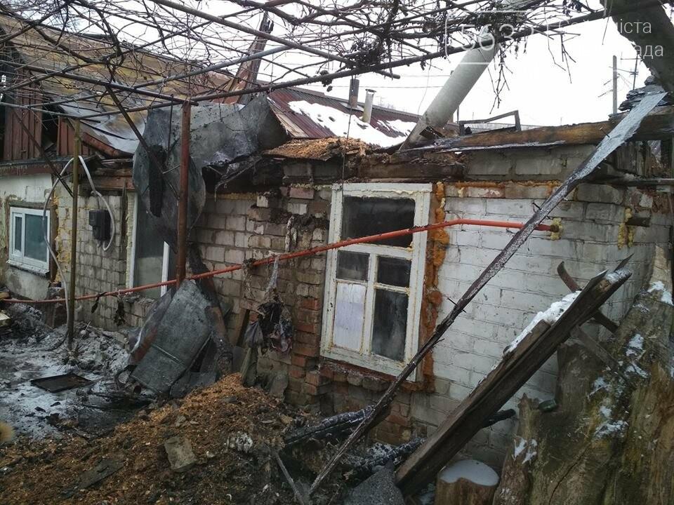 Лише за ніч на Павлоградщині сталося 4 пожежі: горіли будинки та гараж, фото-1