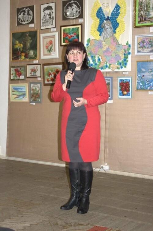 Павлоградские учителя представили свои творческие работы, фото-2