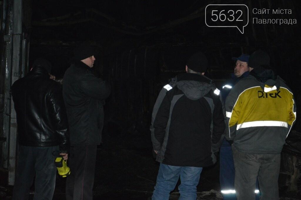 В филиале Павлоградской автобазы произошел пожар: сгорели 9 автобусов и 8 авто, фото-5