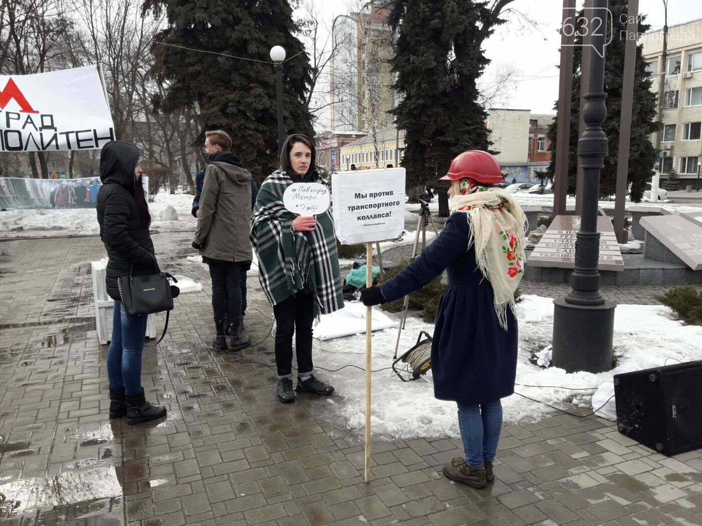 В центре Павлограда прошла акция протеста, фото-4