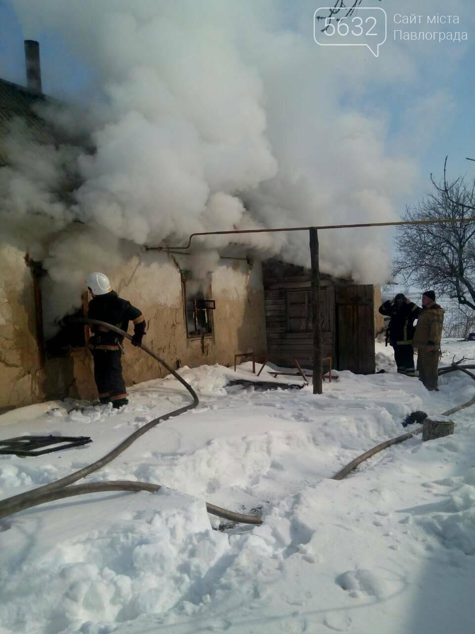 Пожежа на Павлоградщині: 63-річний чоловік згорів у власному будинку, фото-1