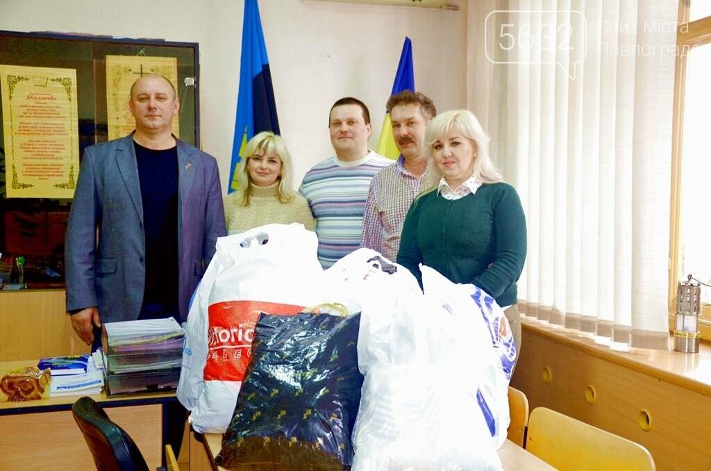 Шахтеры ДТЭК ШУ Павлоградское провели благотворительную акцию, фото-1
