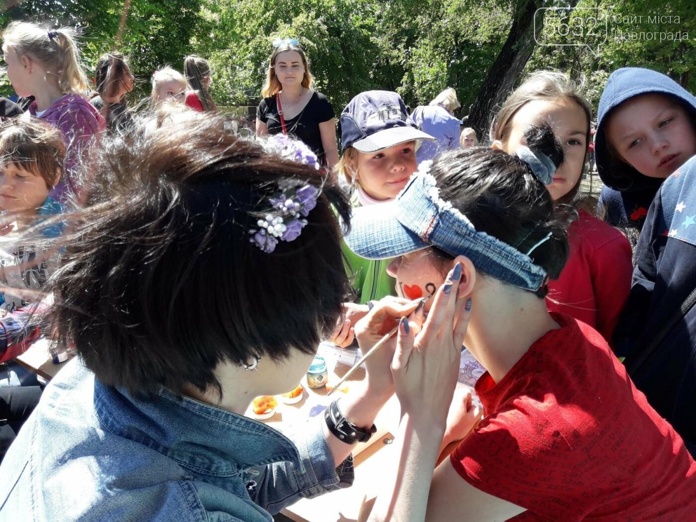 Павлоградцы отмечают Международный день защиты детей , фото-4