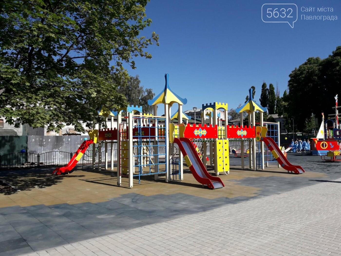 В Павлограде после реконструкции открыли Детский парк, фото-3