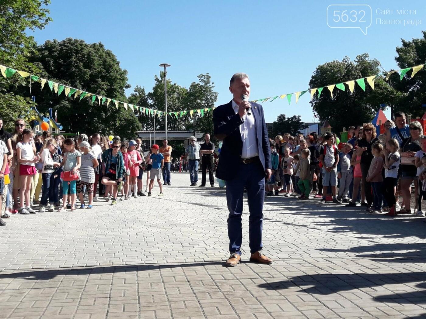 В Павлограде после реконструкции открыли Детский парк, фото-4
