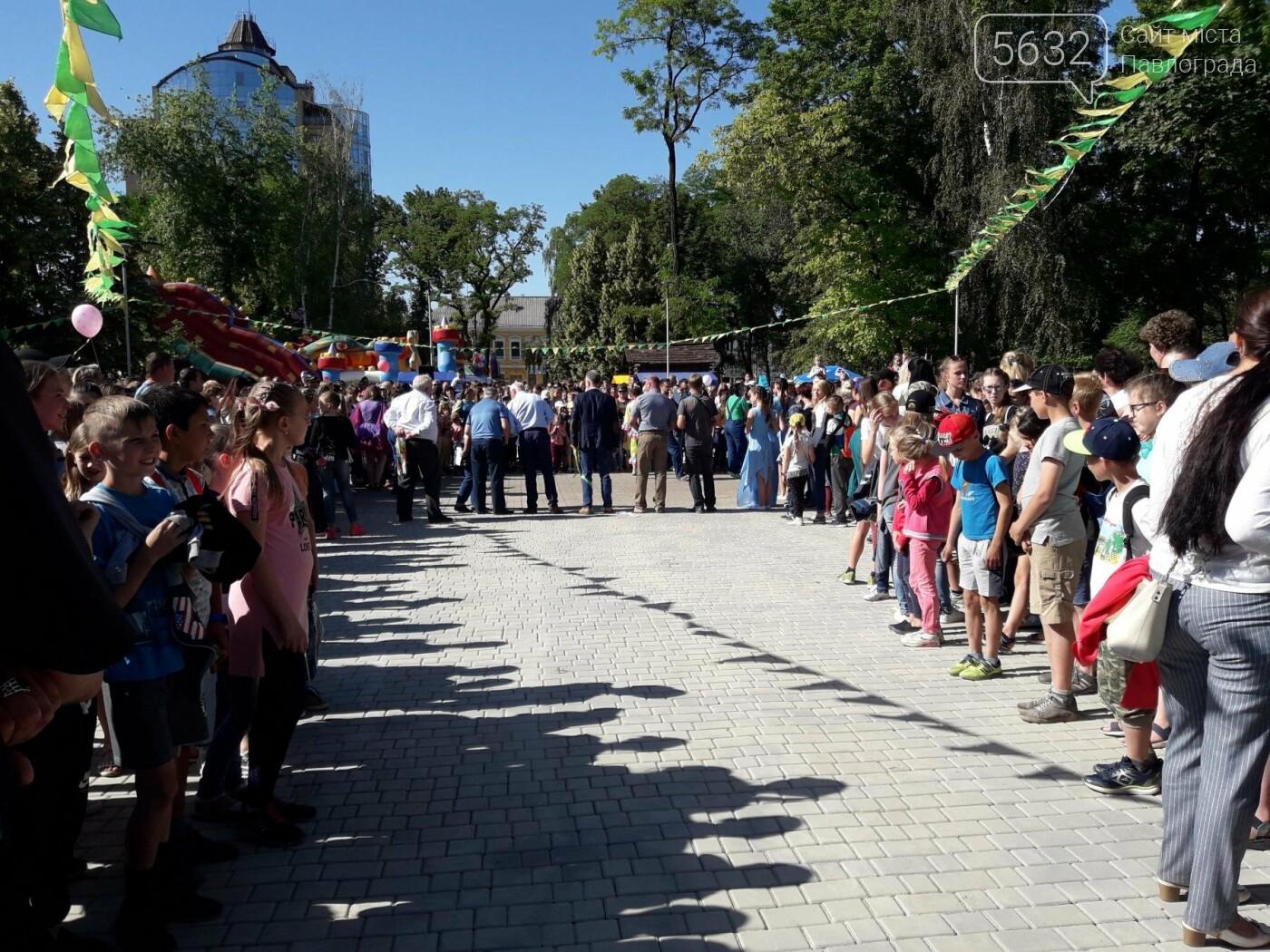 В Павлограде после реконструкции открыли Детский парк, фото-18