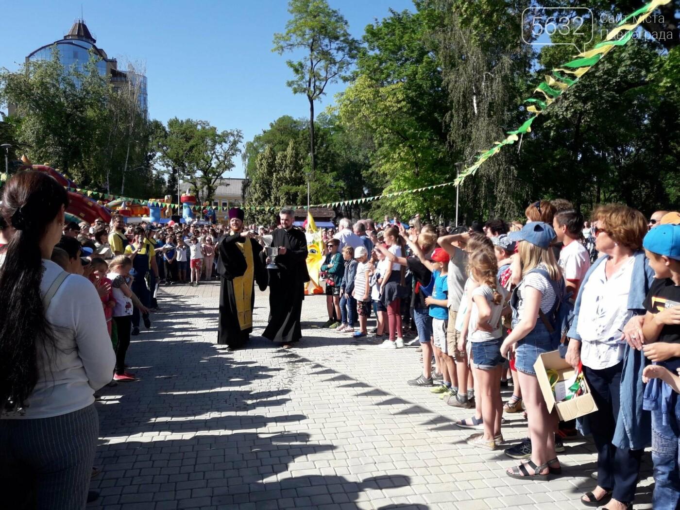 В Павлограде после реконструкции открыли Детский парк, фото-16