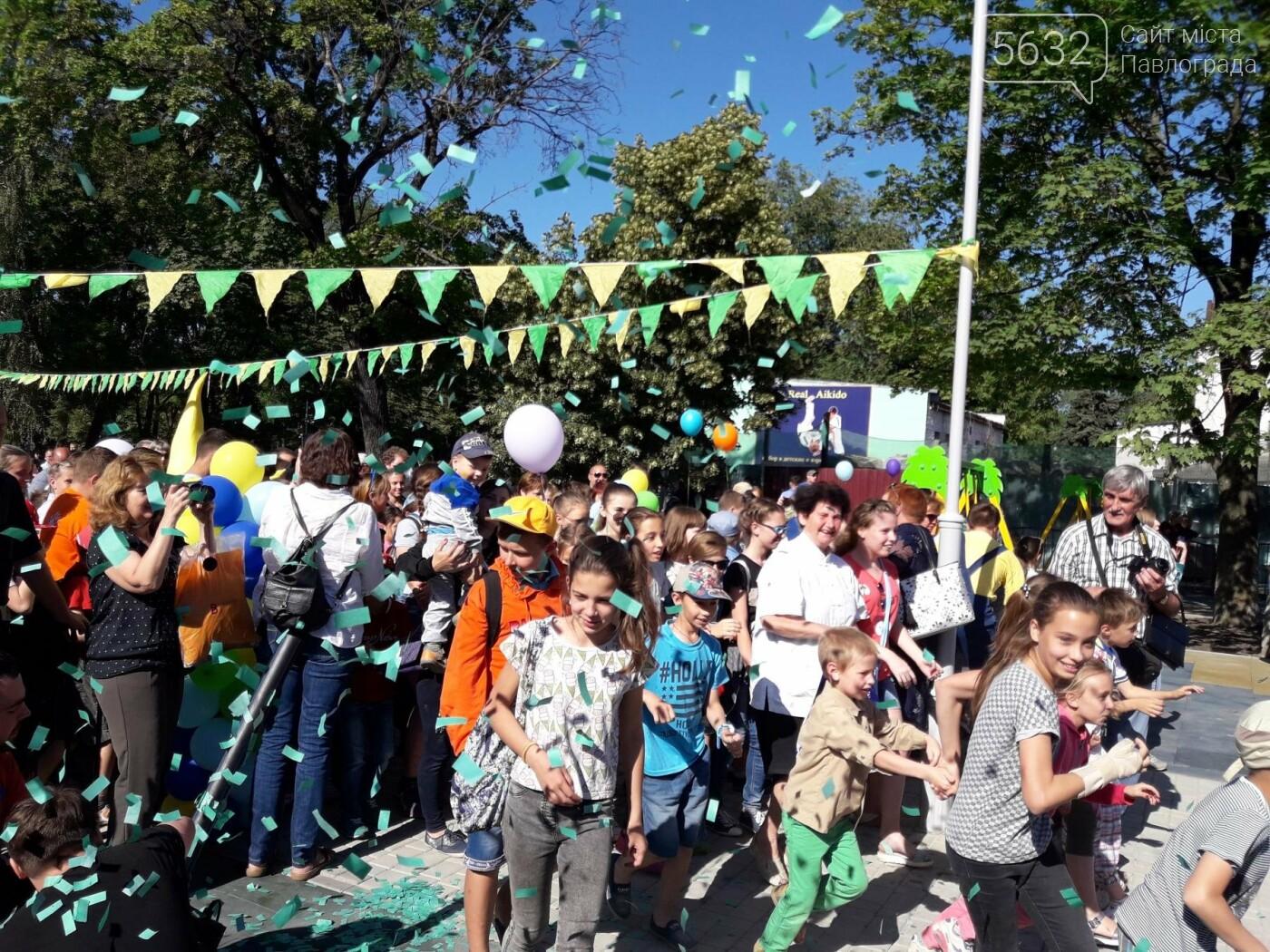В Павлограде после реконструкции открыли Детский парк, фото-9