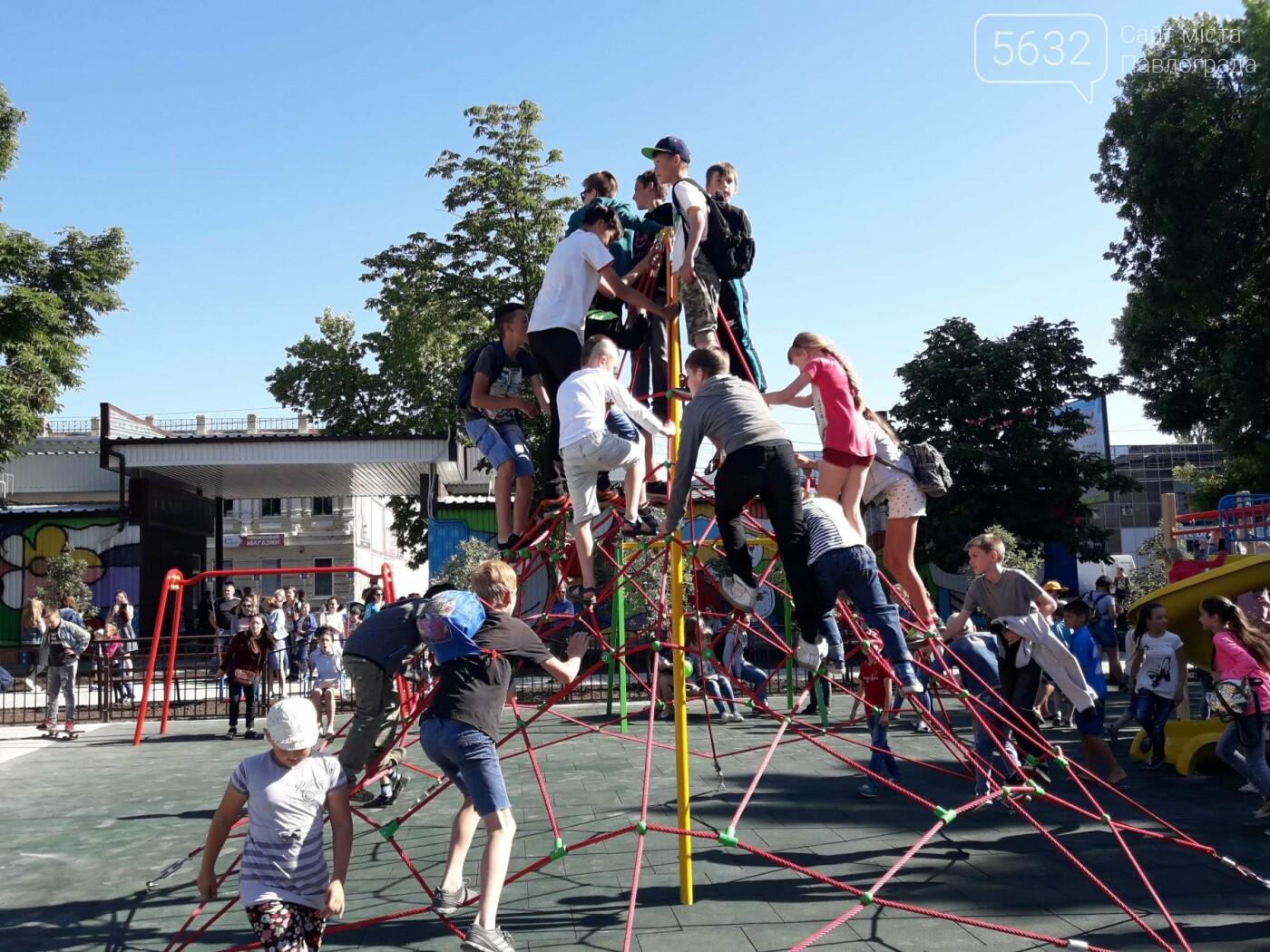 В Павлограде после реконструкции открыли Детский парк, фото-17
