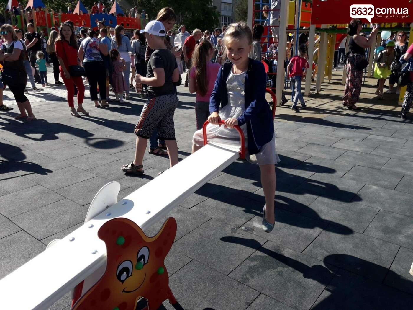 В Павлограде после реконструкции открыли Детский парк, фото-15