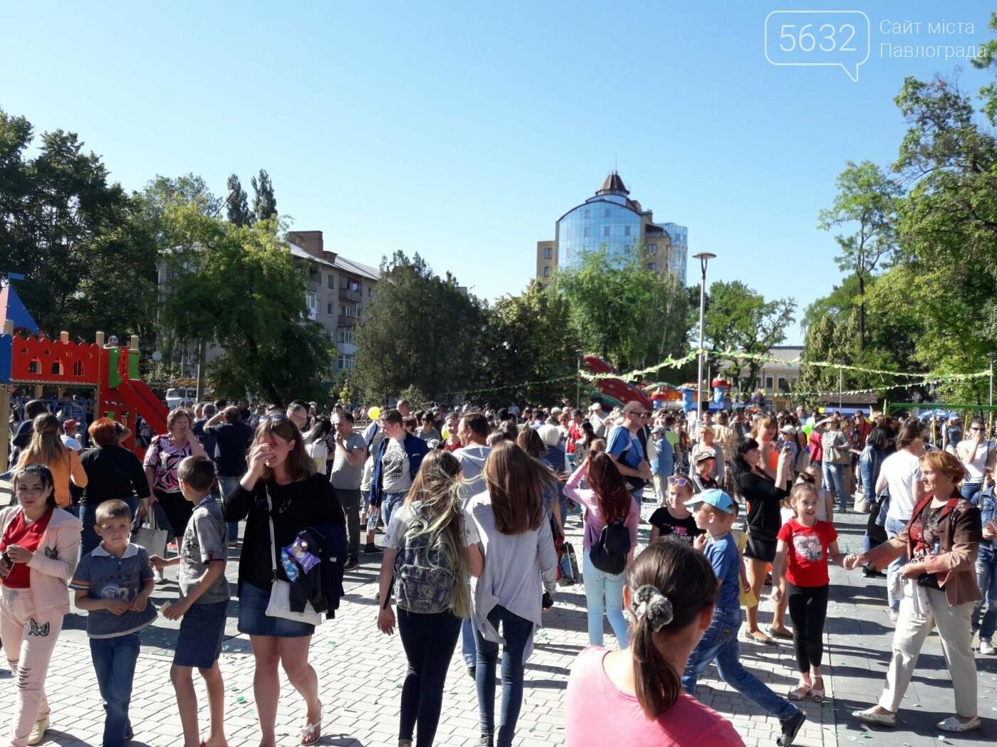 В Павлограде после реконструкции открыли Детский парк, фото-6