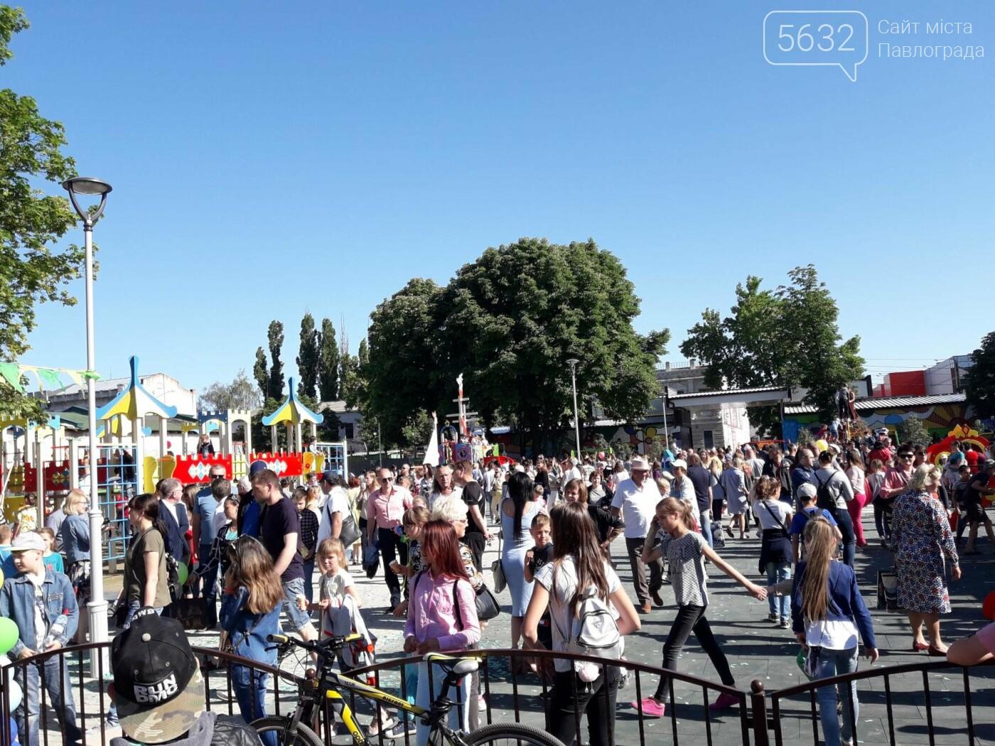 В Павлограде после реконструкции открыли Детский парк, фото-10