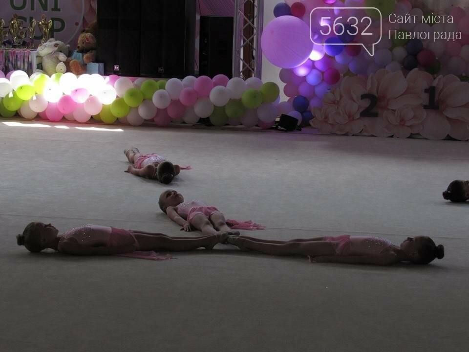 У Павлограді відбувся турнір з художньої гімнастики, фото-2