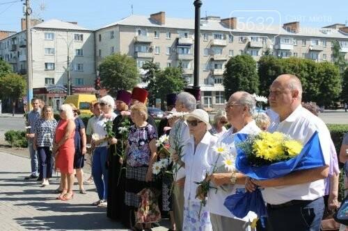 Павлоградцы почтили память жертв Второй мировой войны, фото-3