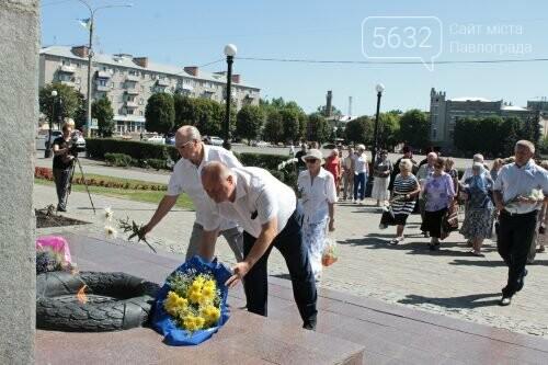 Павлоградцы почтили память жертв Второй мировой войны, фото-2