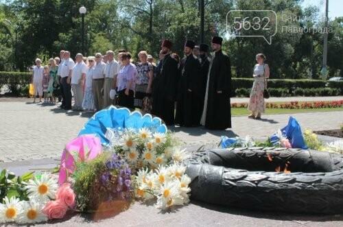 Павлоградцы почтили память жертв Второй мировой войны, фото-5