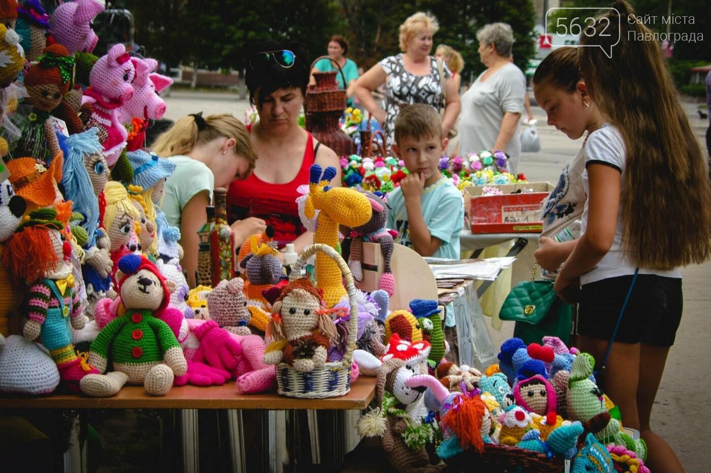 В Павлограде отметили День Конституции, фото-7