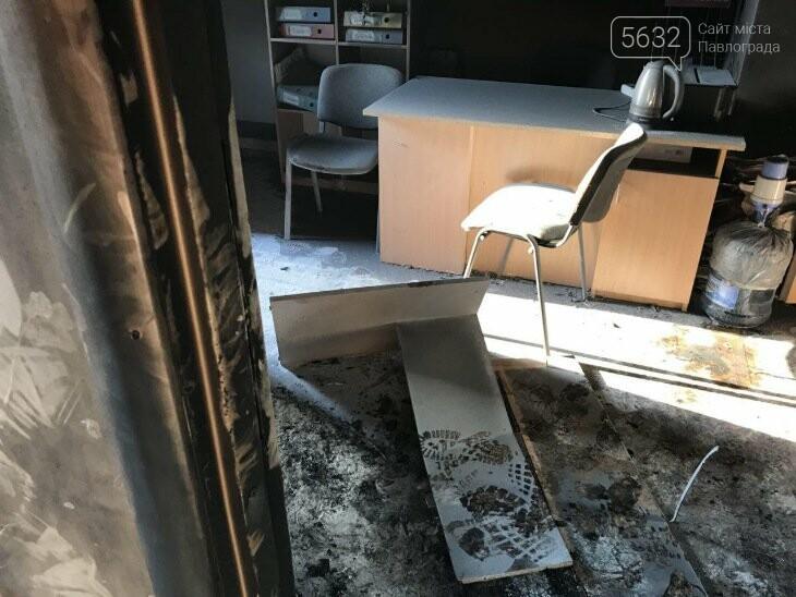 На Днепропетровщине неизвестные подорвали редакцию газеты, фото-4