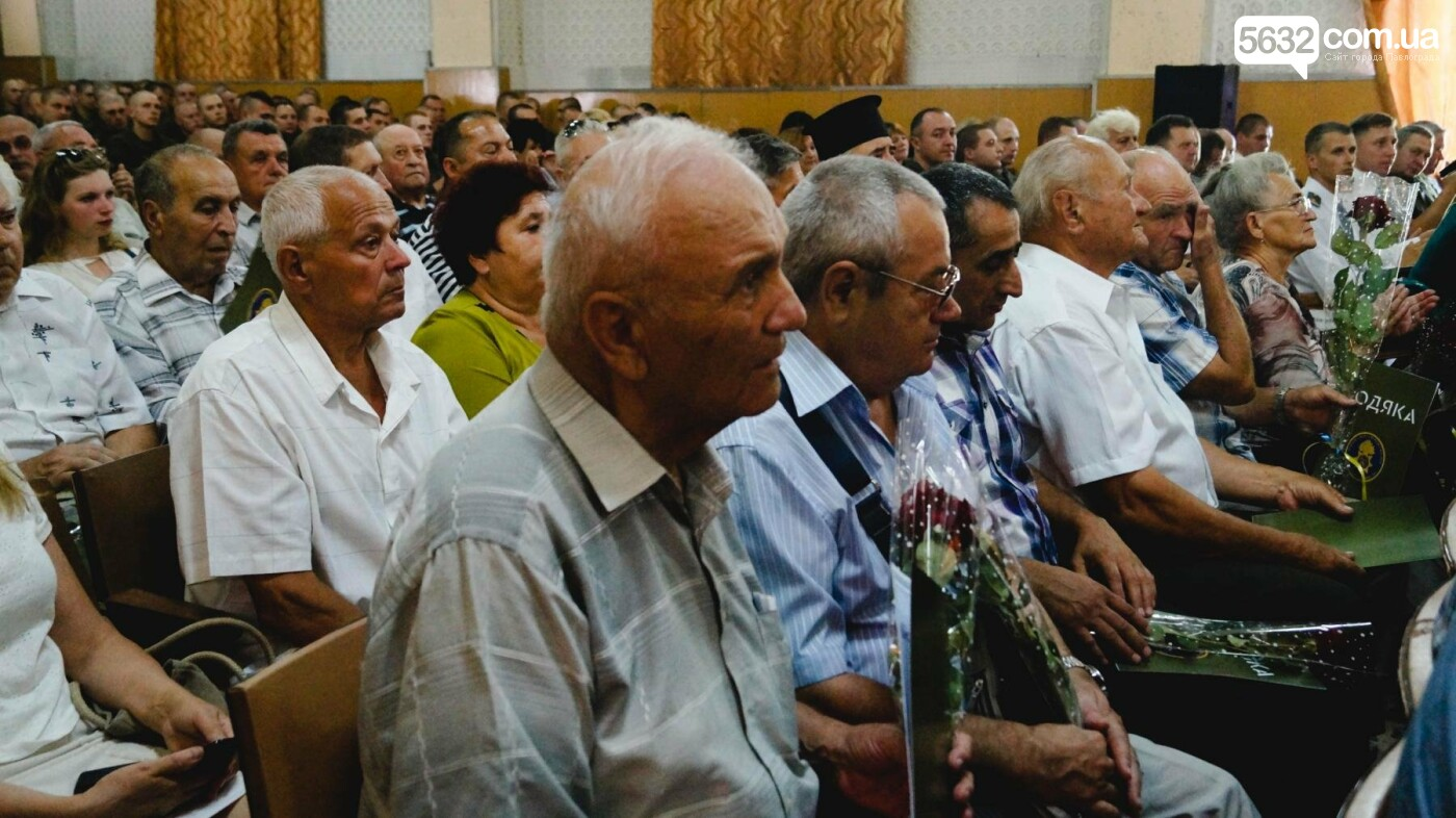 Воинская часть Павлограда отметила 70-летний юбилей , фото-9