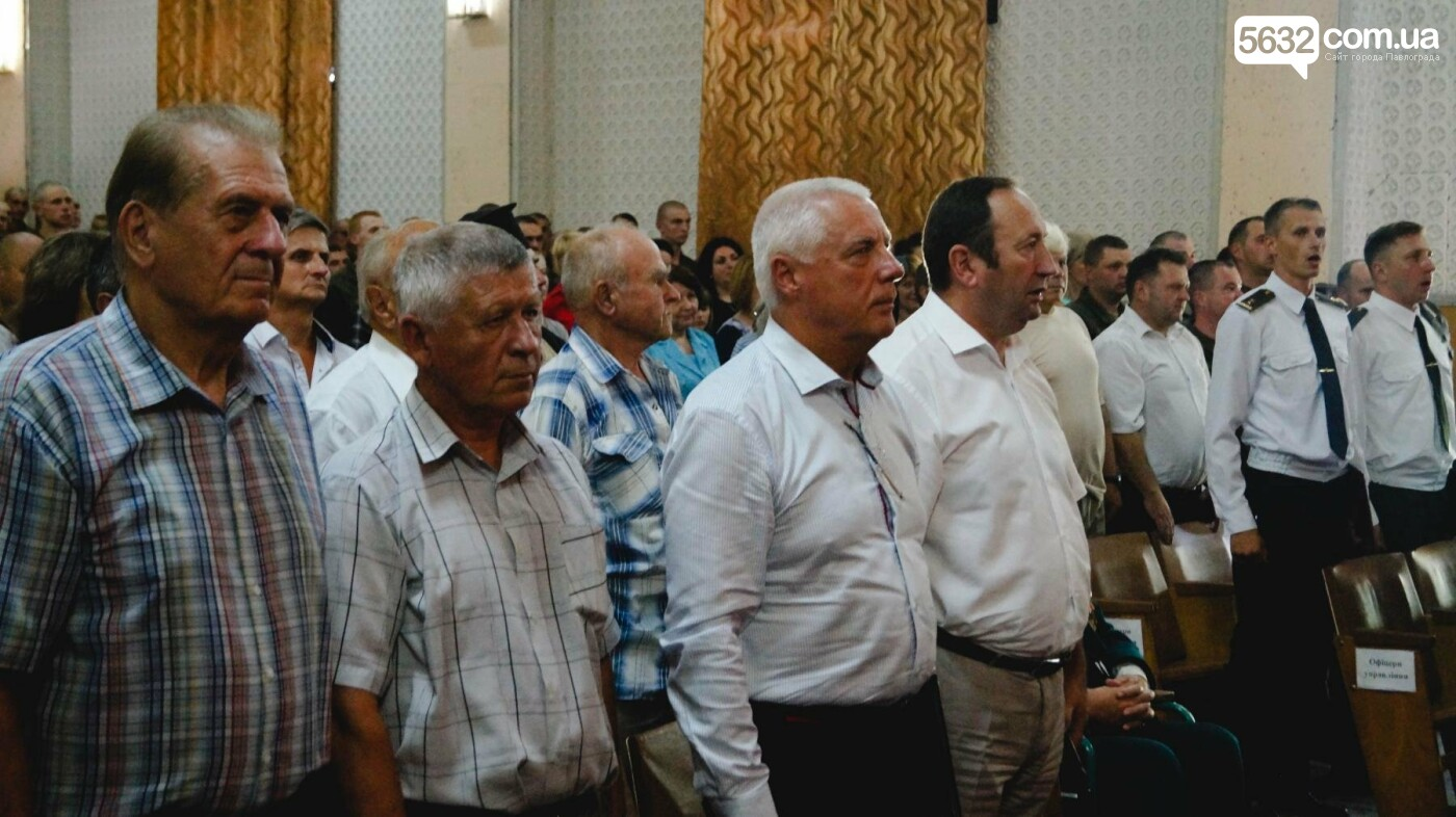 Воинская часть Павлограда отметила 70-летний юбилей , фото-2