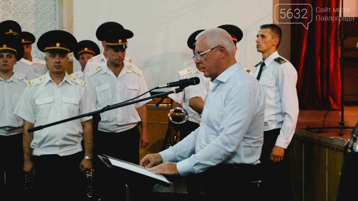 Воинская часть Павлограда отметила 70-летний юбилей , фото-1