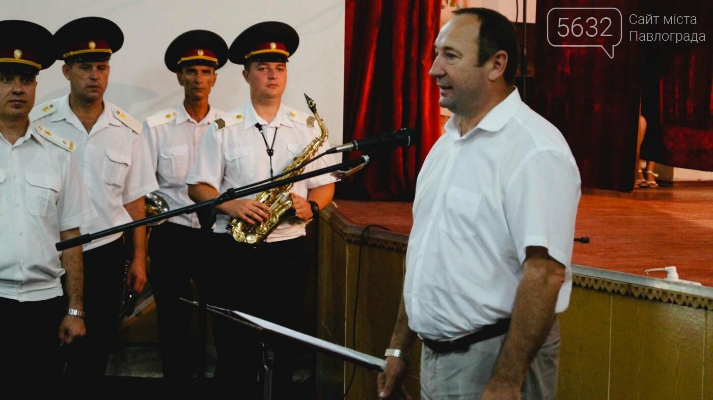 Воинская часть Павлограда отметила 70-летний юбилей , фото-3