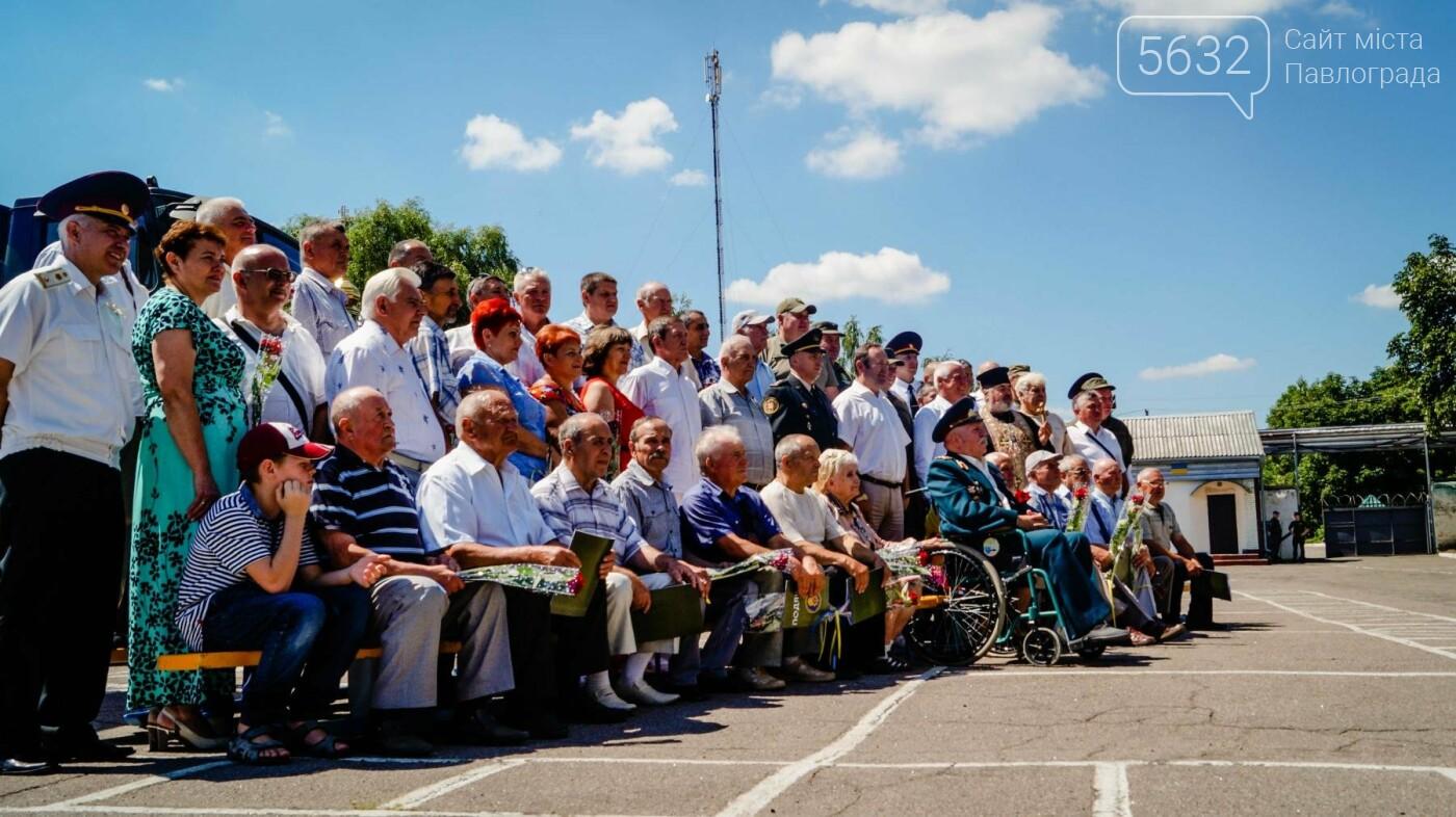 Воинская часть Павлограда отметила 70-летний юбилей , фото-7