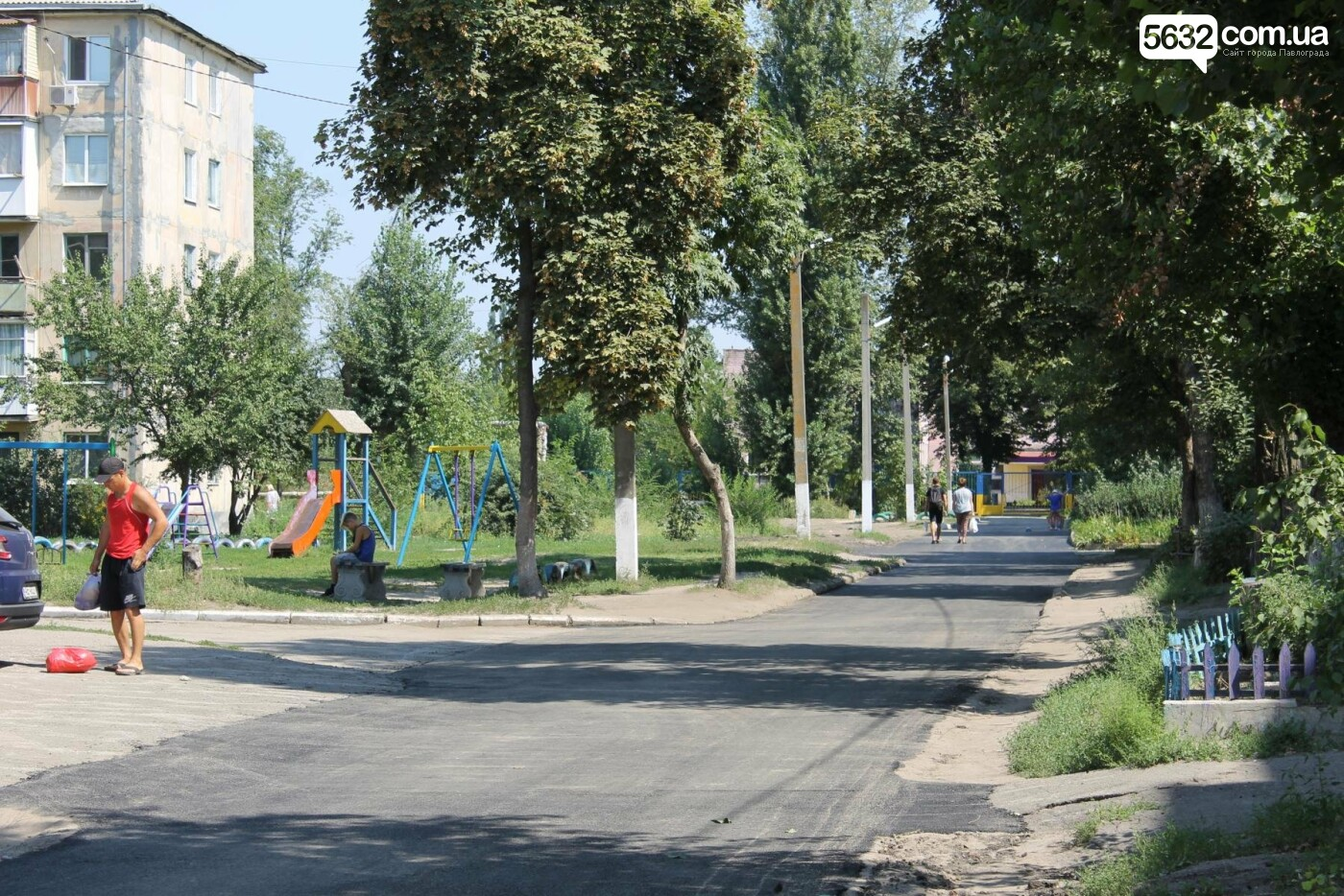 В Павлограді продовжується ремонт доріг, фото-6