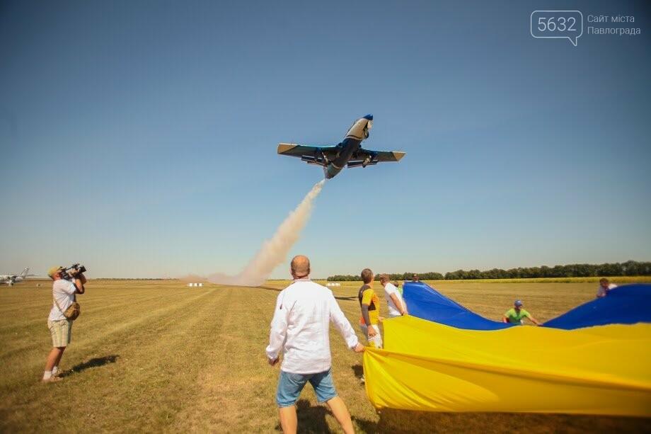 Авіашоу «Вільне небо» зібрало  рекордні 45 тис людей , фото-5