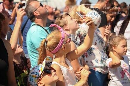 Авіашоу «Вільне небо» зібрало  рекордні 45 тис людей , фото-8