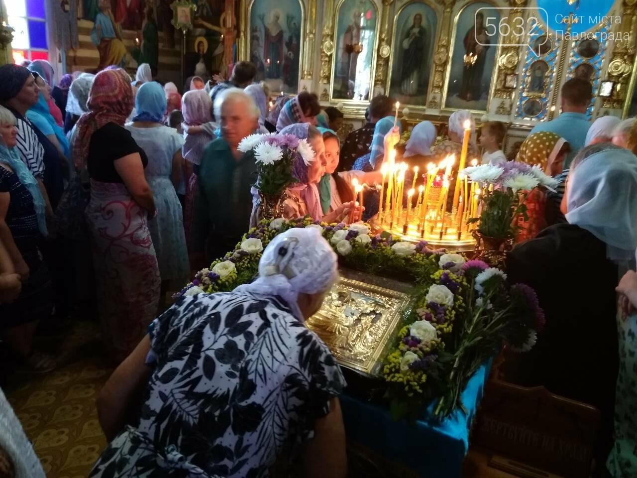 В Павлограде православные празднуют Успение Пресвятой Богородицы (Обновлено), фото-1