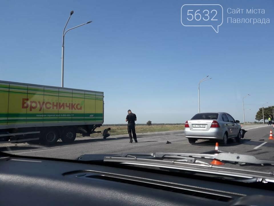 В Павлограде столкнулись две иномарки: пострадали женщина и подросток, фото-2
