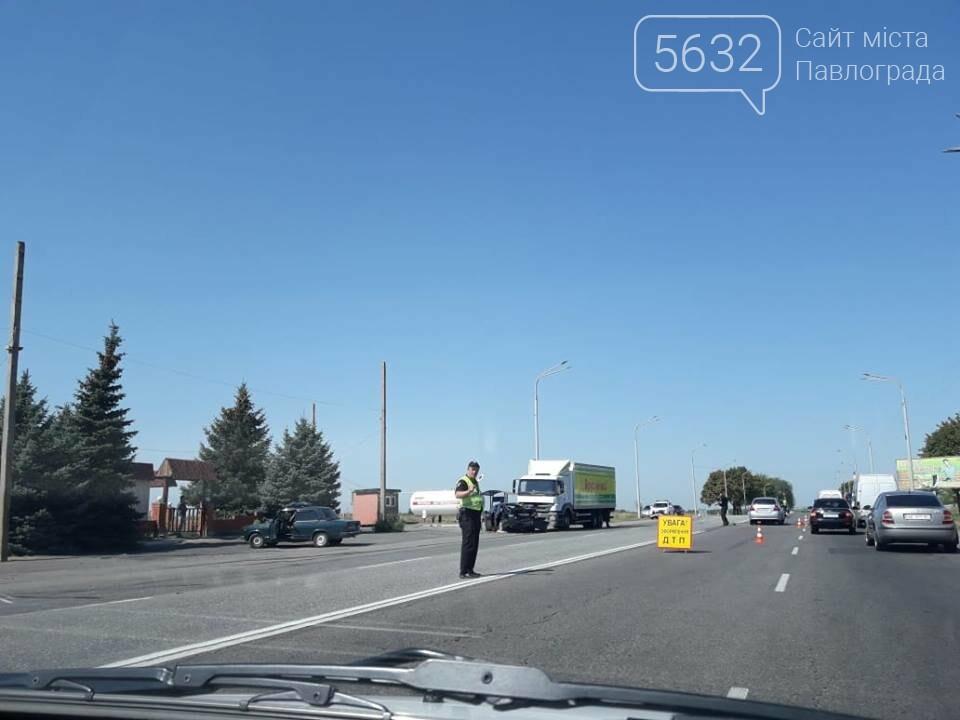 В Павлограде столкнулись две иномарки: пострадали женщина и подросток, фото-1