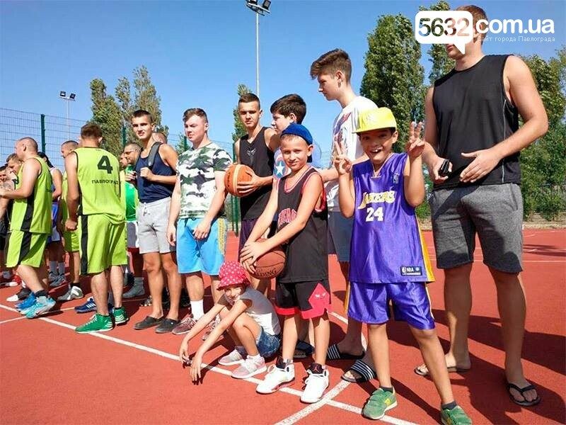Павлоградці взяли участь в Міжрегіональному баскетбольному турнірі у Генічеському районі, фото-4