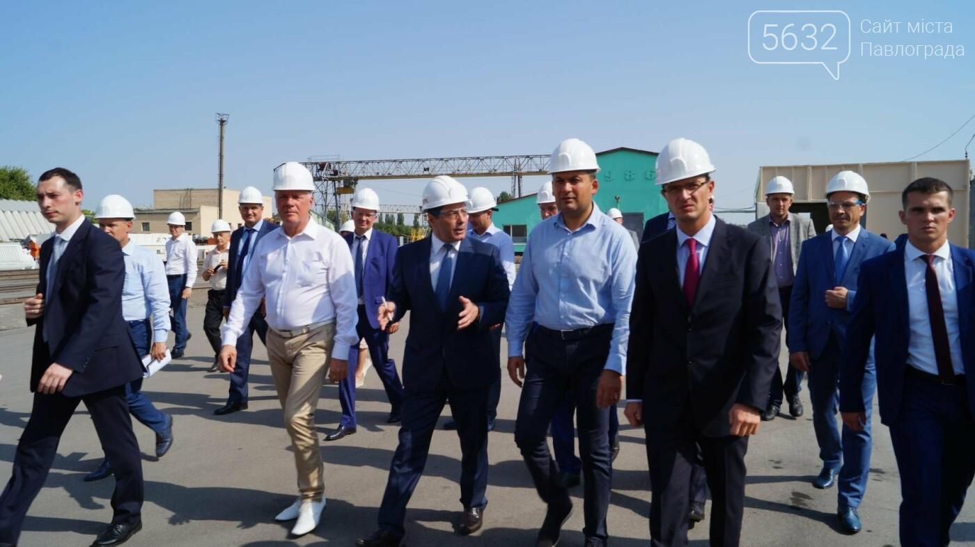 Владимир Гройсман посетил шахту им. Героев космоса, фото-1