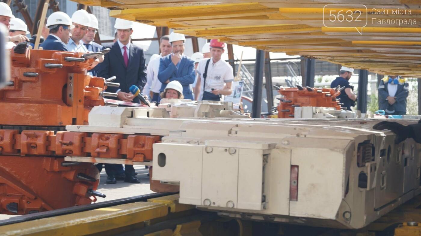 Владимир Гройсман посетил шахту им. Героев космоса, фото-4
