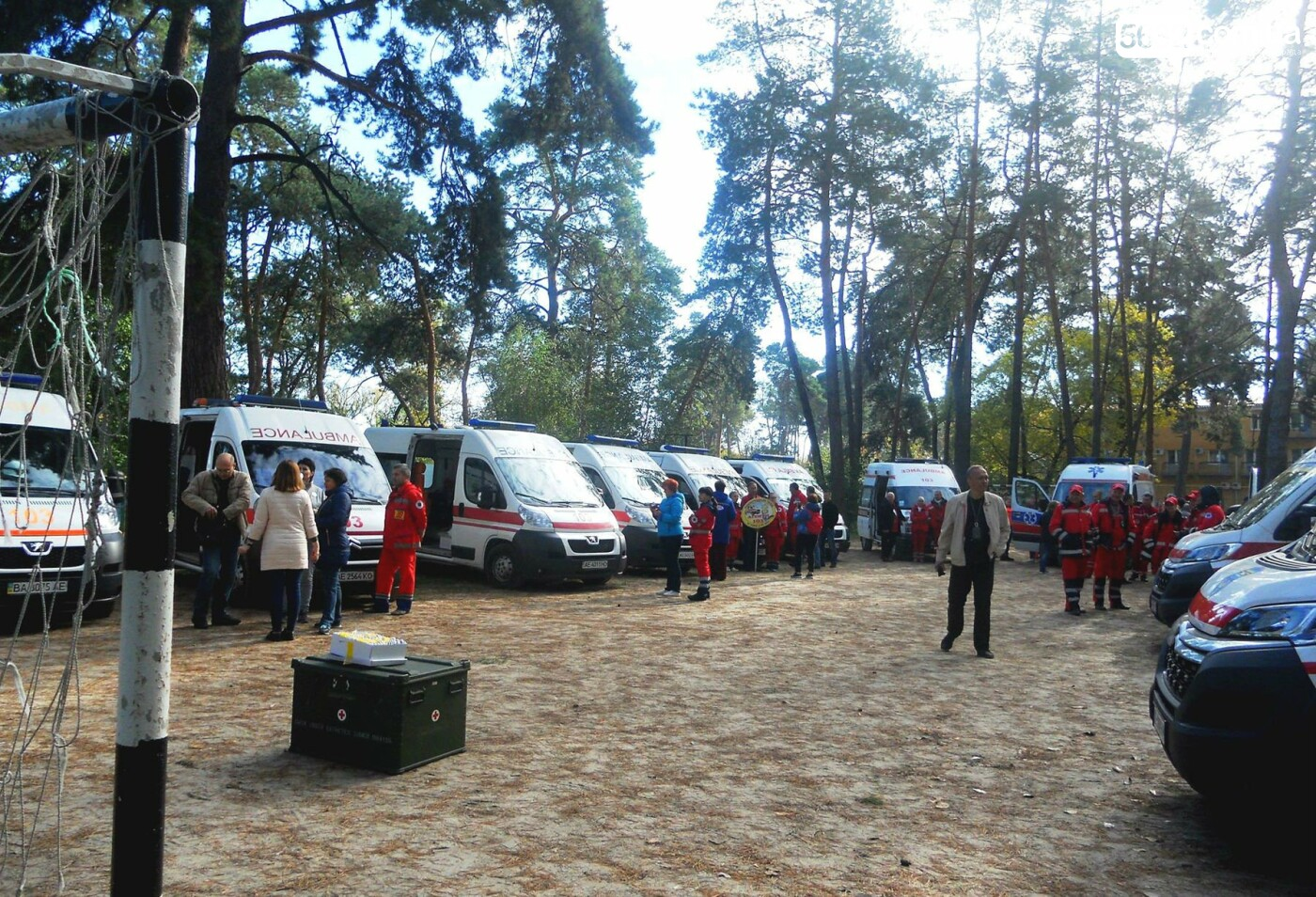 Розпочалися міжнародні змагання з екстреної медичної допомоги: павлоградці налаштовані на перемогу, фото-1