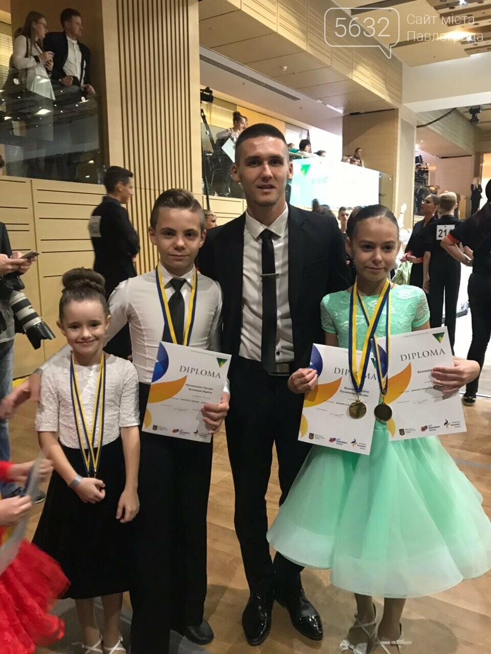 Павлоградцы покорили главные соревнования страны по спортивно-бальным танцам, фото-11