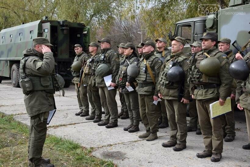 У військовій частині 3024 пройшли тактико-спеціальні навчання, фото-1