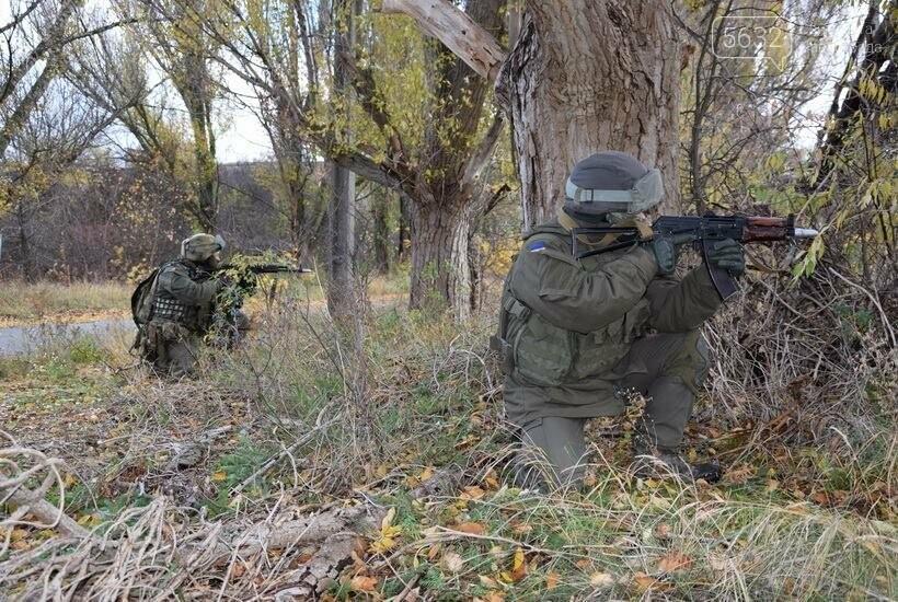 У військовій частині 3024 пройшли тактико-спеціальні навчання, фото-2