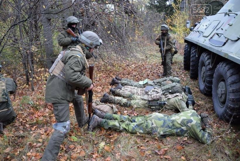 У військовій частині 3024 пройшли тактико-спеціальні навчання, фото-3