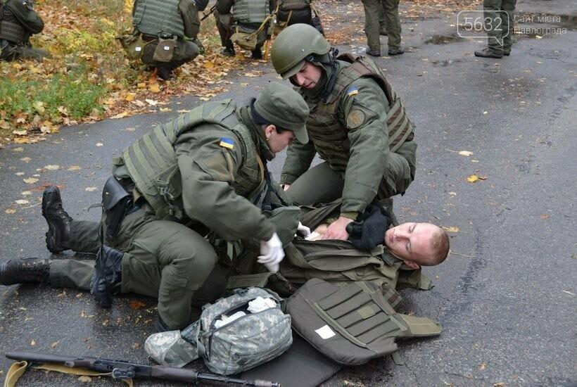 У військовій частині 3024 пройшли тактико-спеціальні навчання, фото-6